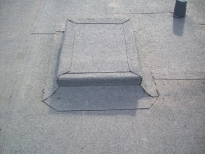 Detail To Roof Hatch