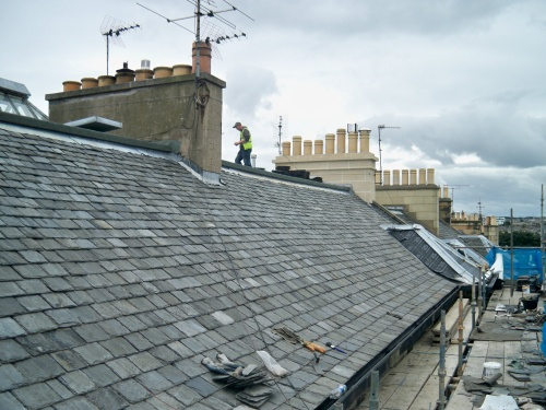 New Chimney Stacks &  Cans