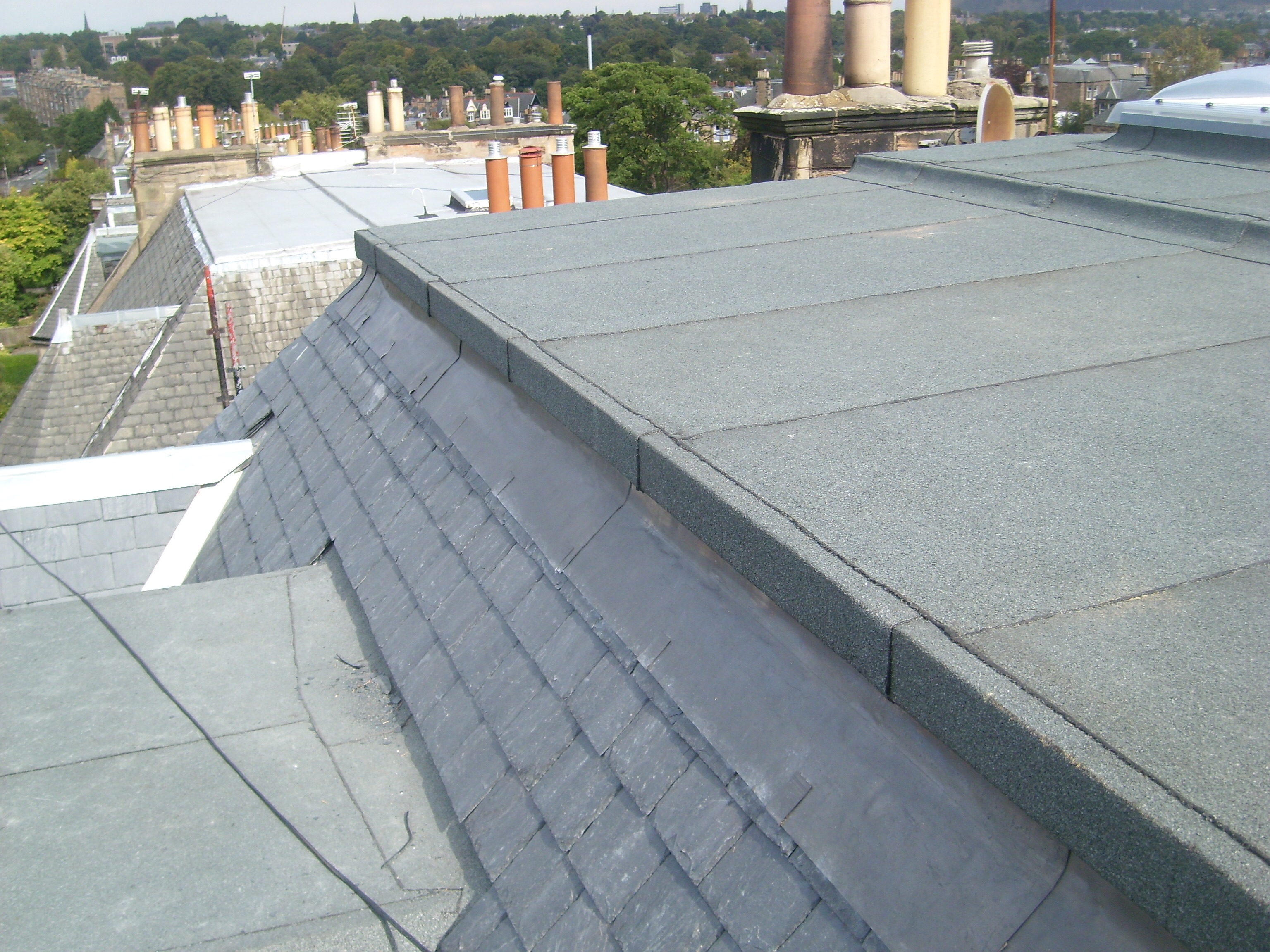 KM Roofing Edinburgh
