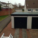 Flat Roof Garage Edinburgh
