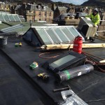 Cupola Replacement Roofers Edinburgh