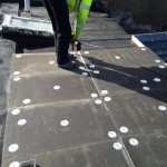 Flat Roofers Insulation Boards