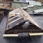 Roofers Cupola Restoration Edinburgh