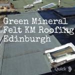 Flat roofing companies Trustmark Edinburgh