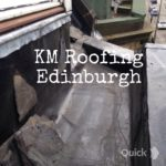 KM Roofing Edinburgh Merchiston Roof Repairs