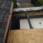 Timber Roof Deck Replacement Edinburgh
