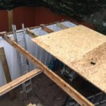 Roofers Edinburgh Asbestos Garage Roof Replacement