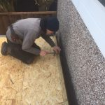 Re-Roofing of Garage, Edinburgh Area